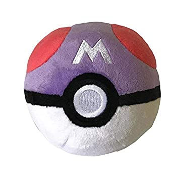 lively moments LM 97340 Pokemon Pelota de Peluche: Amazon.es ...