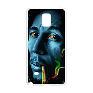 Gorgeous Eyes Smoke Design Plastic Case Cover For Samsung Galaxy Note4