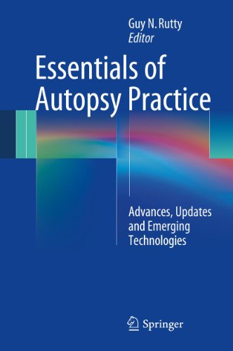 Essentials of Autopsy Practice: Advances, Updates and Emerging Technologies Pdf