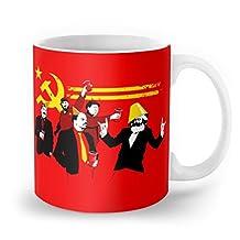 Society6 The Communist Party (original) Mug 11 oz