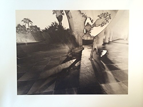 Chuck Henningsen Original Platinum Print, Stanford Learning, Palo Alto, CA - Stanford Palo Alto Ca