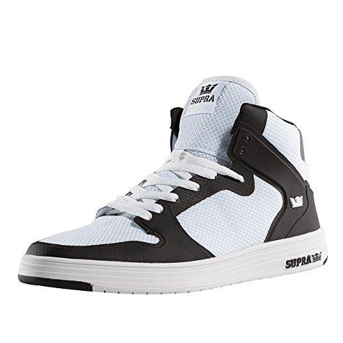 Supra Herren Schuhe / Sneaker Vaider 2.0 weiß 44.5