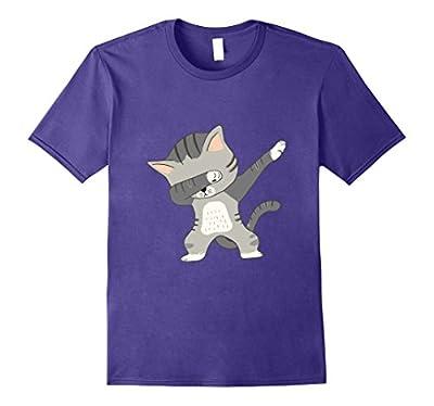 Dabbing Cat Shirt - Funny Cat Dab T-Shirt