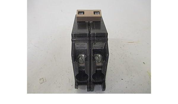 Cutler Hammer CHNT1515 TWIN 15A CIRCUIT BREAKER