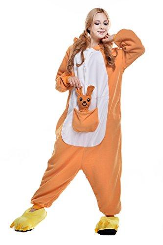 NEWCOSPLAY Halloween Pajamas Unisex Adult Pugs Cosplay Costumes (M, (Adult Halloween Cartoons)