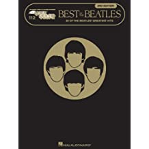 Best of the Beatles  Songbook: E-Z Play Today Volume 112 (E-z Play Today 112)