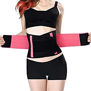 Trimmer Body Shaper Sweat Belt Waist Trainer Belt Belly Slimming Band