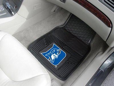 "Fanmats Duke University 2-pc Vinyl Car Mat Set/17""x27"""