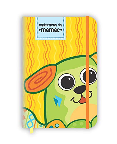 Caderneta Da Mamãe My Baby, Redoma, Baby R672BB, Colorido