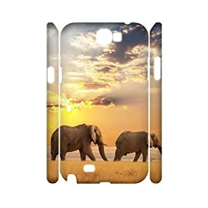 Elephant's Dream DIY 3D For Case HTC One M7 Cover ,personalized phone case ygtg-303532