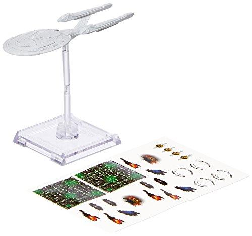 Wizkids Star Trek attack wing Deep Cuts Spaceship Unpainted Miniatures Sovereign Class new never opened
