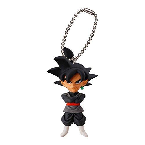 Gashapon DRAGON BALL SUPER UDM BURST 26 Goku black with keychain capsule toy