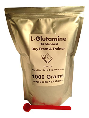L-Glutamine Powder 1000g, Kilo, 1000, Kilogram