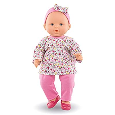 Corolle 9000130180 Mon Grand Poupon Louise 36cm / French doll with charm and vanilla scent: Toys & Games