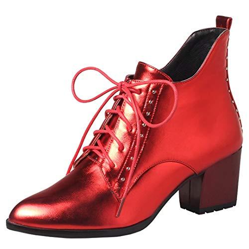 AIYOUMEI Classic Women's Boot Classic AIYOUMEI Classic Red Red AIYOUMEI Women's Women's Boot HHrqxO