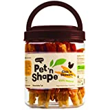 Pet 'N Shape Chik 'N Skewers Natural Dog Treats, 1-Pound Tub