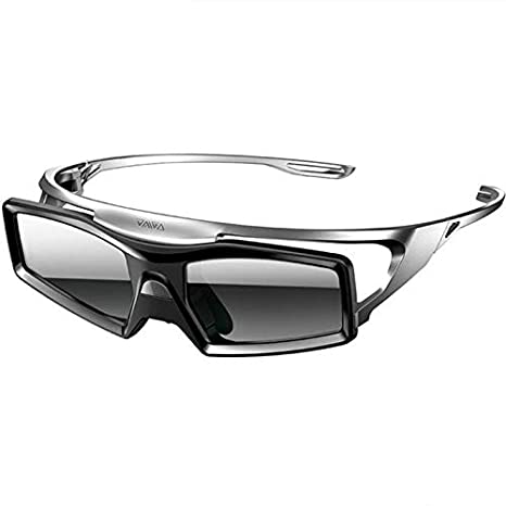 LaDicha Original Jmgo Obturador Activo Gafas 3D para Jmgo/Xgimi ...