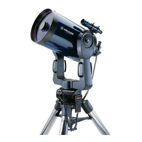 Meade Instruments 1210-60-03 12-Inch LX200-ACF (f/10) Advanced Coma-Free Telescope