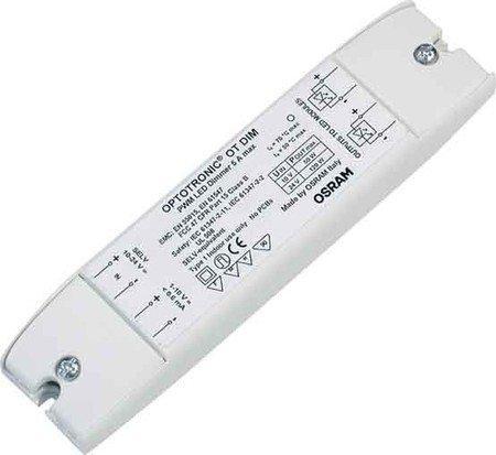 Optotronic Osram OT-DIM PWM LED Dimmer, 10V @ 50W, 24V @ 120W, 0-10V, 5A Max