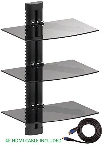 Three Glass Shelves - 9