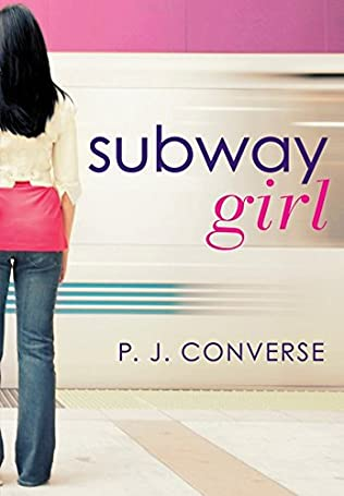 book cover of Subway Girl