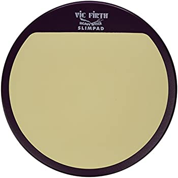Amazon Com Vic Firth 12 Quot Double Sided Practice Pad