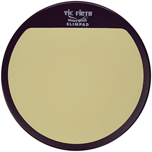 Vic Firth Heavy Hitter Slim Pad (HHPSL) (Pad Single Practice Sided)