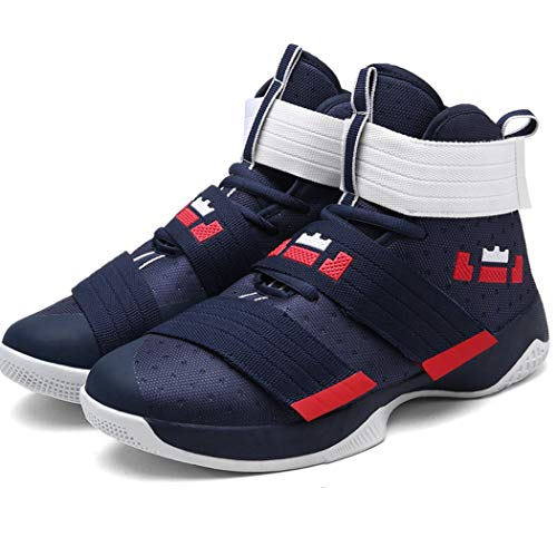Mrh.Dar Boy Shoes Brand Basketball Shoe Children Sneakers Black Kids Basketball Boots Leather Kid Shoes Sport Trianers
