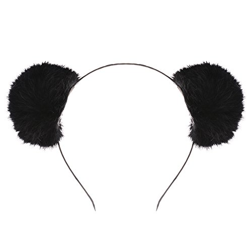 XY Fancy Cute Ears of Cats and Pandas Head Band Costume Accessories ()