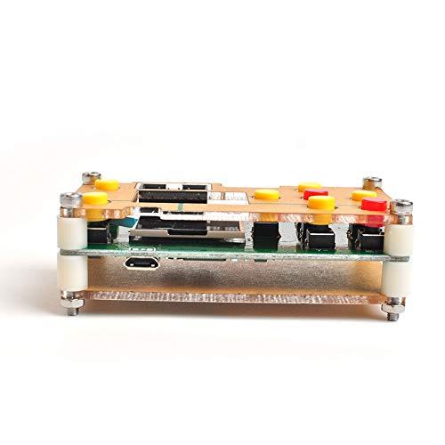 TOOGOO Contr?Leur 3 Axes Offline Controller Grbl Controller avec Carte pour Cnc 3018 2418 1610 Gravure de Bricolage