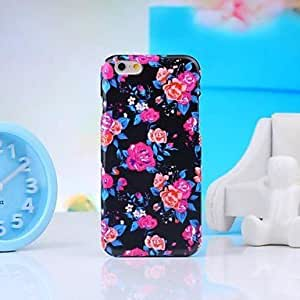 LCJ Pure And Fresh Flowers Pattern Back Cover Case for iPhone 6 Plus by ruishername