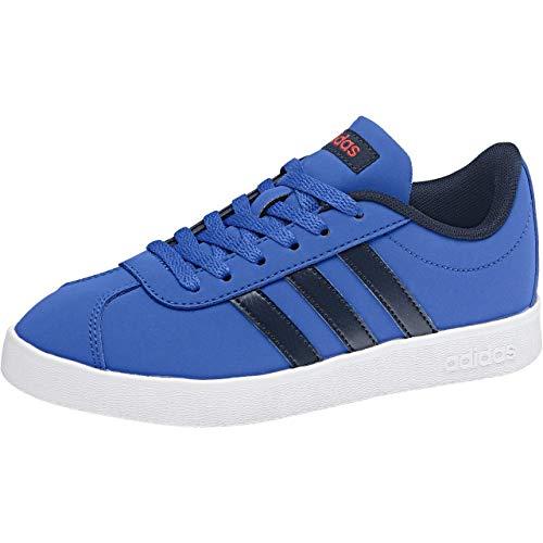 Adidas maruni 0 Court Vl azalre 2 Blu 000 Ginnastica K Scarpe Bambini roalre Unisex Da – wttFrqOS