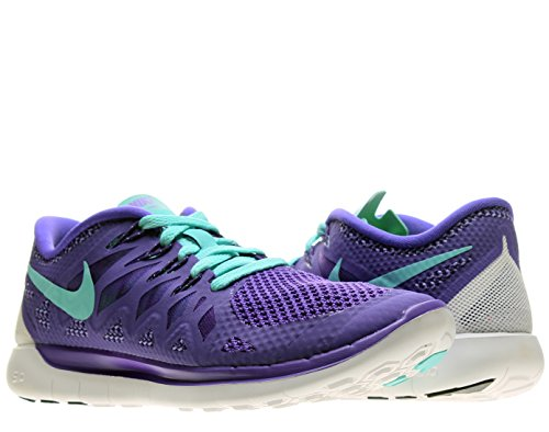 100% authentic 3016a 9ac43 Nike Women s Free 5.0 Hyper Grape Hypr Turq Crt Prpl Running Shoe 8.5 Women  US - Buy Online in UAE.   Apparel Products in the UAE - See Prices, ...