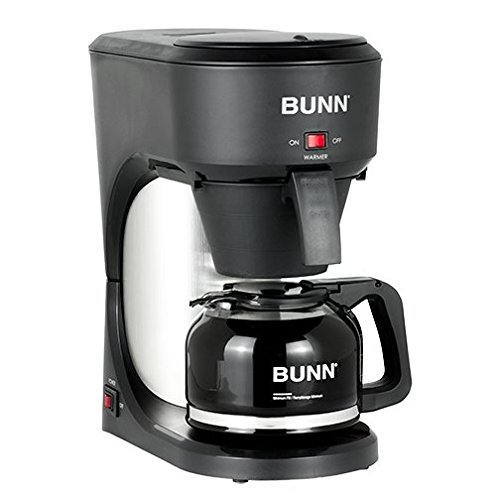 BUNN Speed Brew 10-Cup Home Coffee Brewer Appliances Store