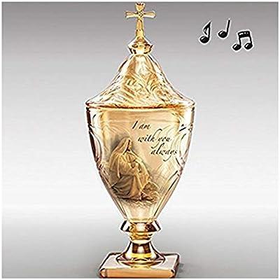 The Bradford Exchange siempre con you Timeless tradición musical con facetas de la fe Collection: Amazon.es: Hogar