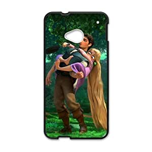 Happy Tangled Cell Phone Case for HTC One M7