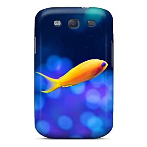 New Small Fish Tpu Case Cover, Anti-scratch MooVers Phone Case For Galaxy S3