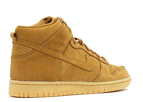Nike Dunk Hög Premie (gs) Lin - 886.070-200