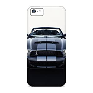 New Design Shatterproof WvPuQif1804knpnB Case For Iphone 5c (mustang Cobra)