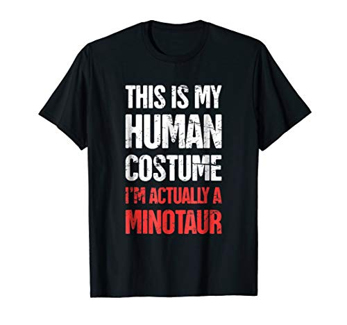 Costume - Ancient Greek Mythology Minotaur T-Shirt ()