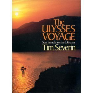 book cover of The Ulysses Voyage