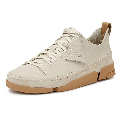Clarks Originals Trigenic Flex W Shoes Off White combie