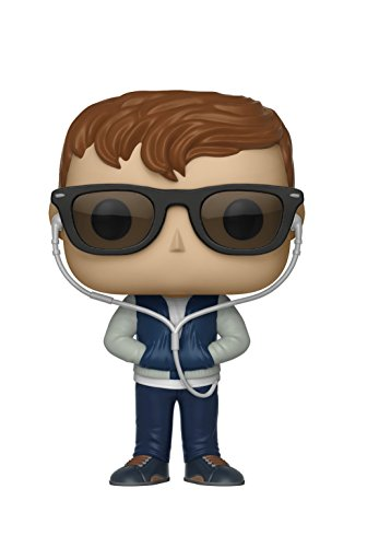 Funko Pop Movies Driver-Baby  Collectible Figure, Multicolor