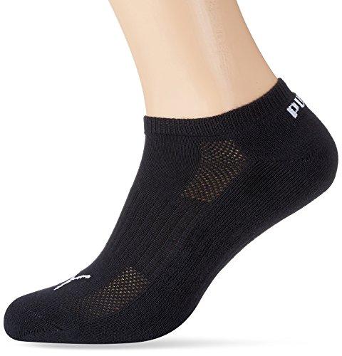 2 Con Puma Cushioned Nero Unisex Soletta Calza Da 2p Confezione Sneaker IO1xwqz1P