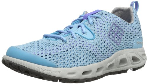 Columbia Women's Drainmaker II Water Shoe,Air Stream/Fairytale,7 M US by Columbia