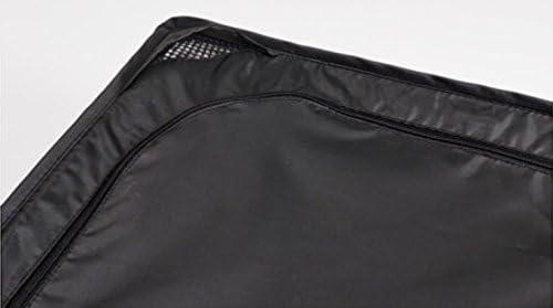IKEA SKUBB gris oscuro resistente paquete de 3/fundas para la ropa con cremallera