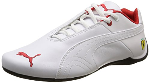 White Top Weiß Puma White Herren Low SF Future Blanc Cat X6A8wRUq