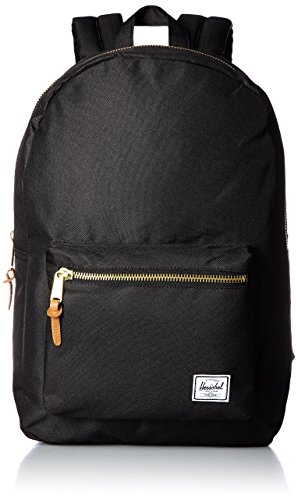 Herschel Supply Co. Settlement, Black, One Size