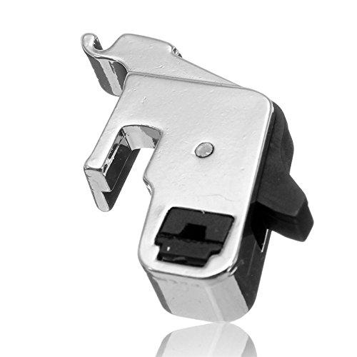 ... prensatela de pie adaptador de vástago adaptador de pie soporte para Singer para Brother y otros tamaño de máquina: Amazon.es: Bricolaje y herramientas