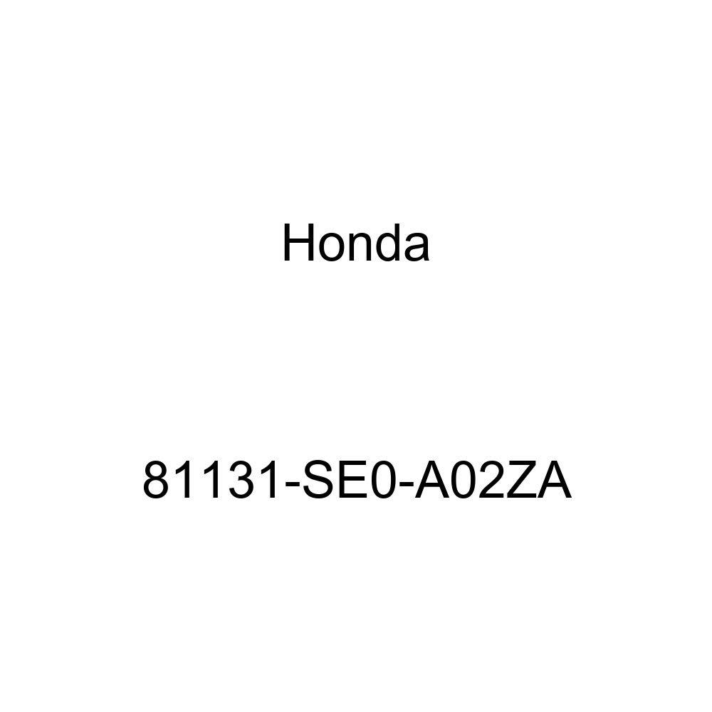 Honda Genuine 81131-SE0-A02ZA Seat Cushion Trim Cover Front Right